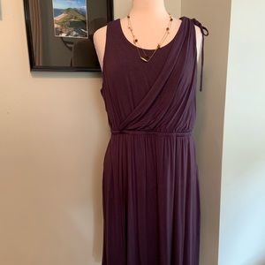Soma Faux Wrap Dress Size Large